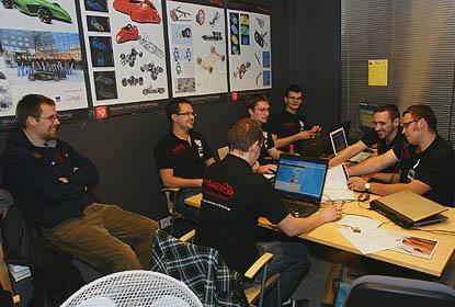 Nowy semestr, nowa energia w PWR Racing Team