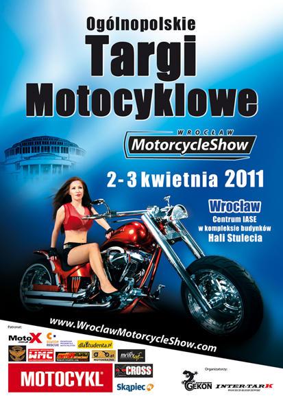 Ogólnopolskie Targi Motocyklowe – Wrocław MotorcycleShow