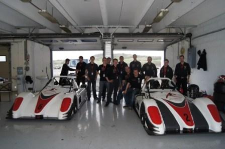 Kolejny Tor wyścigowy w karierze PWR Racing Team zdobyty!