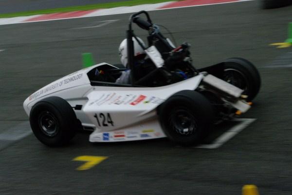 PWR Racing Team powrócił z Wielkiej Brytanii i nie przestaje pracować nad bolidem. Cz.2