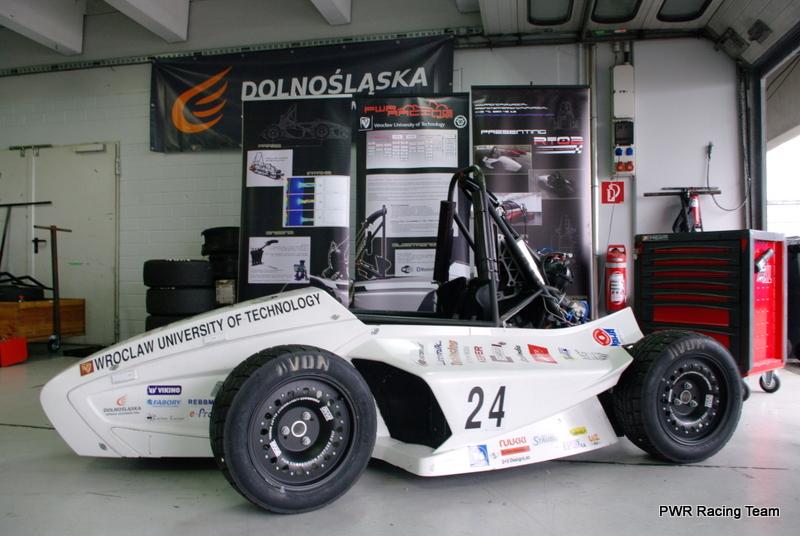 PWR Racing Team – FS Germany 2011 cz.2