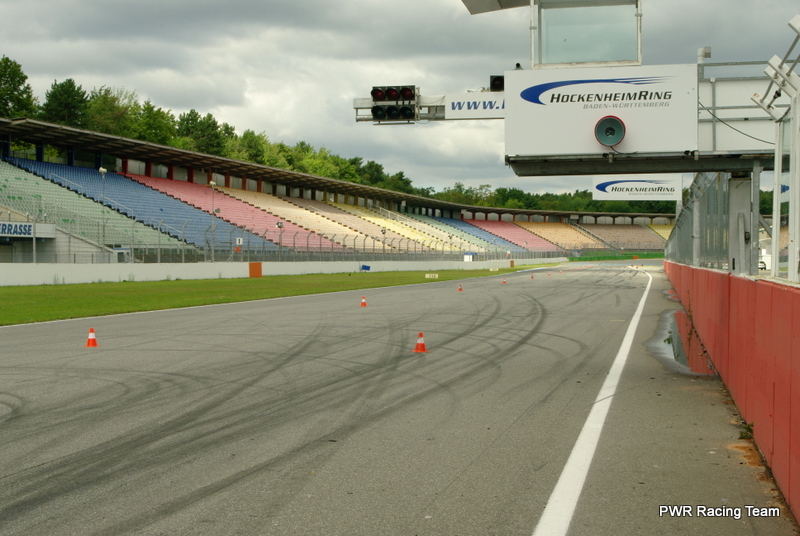 PWR Racing Team – FS Germany 2011 cz.1